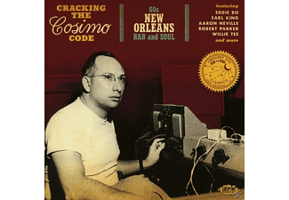 VARIOUS - Cracking The Cosimo Code-60s New Orleans R&B And S [CD]