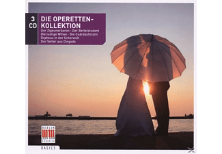 VARIOUS - Die Operetten-Kollektion - (CD)