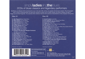 VARIOUS - Simply Ladies Sing The Blues (2cd) - (CD)