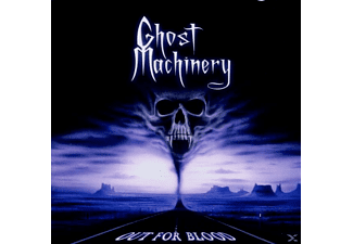 Ghost Machinery - Out For Blood [CD]