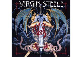 Virgin Steele - Age Of Consent - Re-Release - (CD)