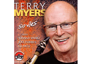 Terry Myer - Smiles [CD]