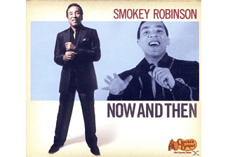 Smokey Robinson - Now And Then - (CD)
