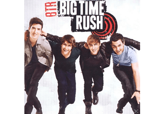 Big Time Rush - Big Time Rush - BTR - (CD)