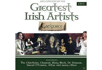 Gaelforce - Gaelforce - Greatest Irish Artists Vol.1 [CD]