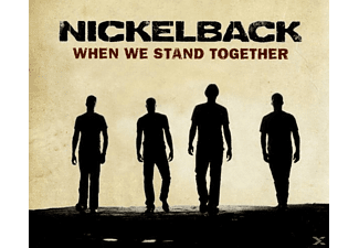 Nickelback - When We Stand Together (2track) [5 Zoll Single CD (2-Track)]