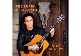 Nils Lofgren - The Loner: Nils Sings Neil [CD]