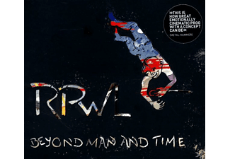 RPWL - Beyond Man And Time - (CD)