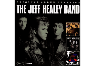 Jeff Healey Band - Original Album Classics [CD]