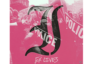 Every Time I Die - Ex Lives - (CD)