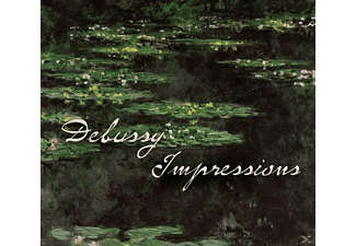 VARIOUS - Debussy Impressions [CD]