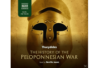 History of the Peloponnesian War - 6 CD - Hörbuch