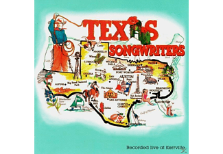 VARIOUS - Texas Songwriters - (CD)