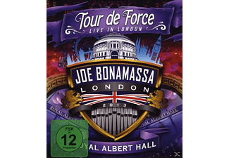 Joe Bonamassa - Tour De Force - Royal Albert Hall - (Blu-ray)