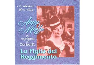 Anna Moffo - Highlights Of - (CD)