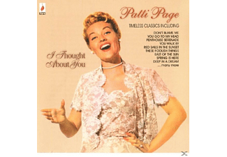 Patti Page - I Thought About You - (CD)