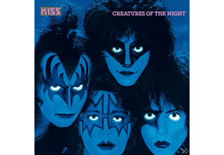 Kiss - Creatures Of The Night (German Version) - (CD)