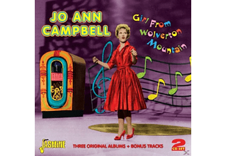 Jo-ann Campbell - Girl From Wolverton Mount - (CD)