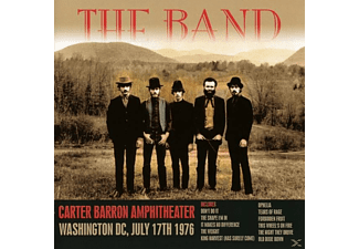 The Band - Carter Barron Amphitheater, Washington Dc, July 17 [CD]