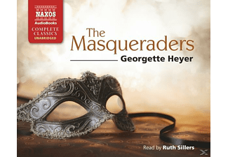 The Masqueraders - 9 CD - Hörbuch