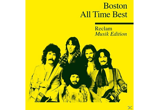 Boston - All Time Best - Reclam Musik Edition [CD]