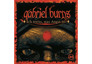 Burns Gabriel - 34/Ich Weiss, Was Angst Ist (Remastered Edition) - (CD)