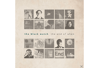 The Black Watch - The End Of When - (LP + Bonus-CD)