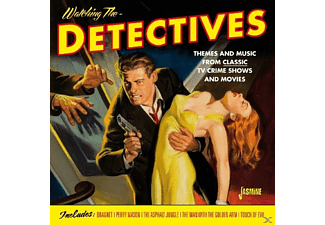 VARIOUS - Watching The Detectives - (CD)