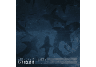 Anchors & Hearts - Sharkbites - (CD)