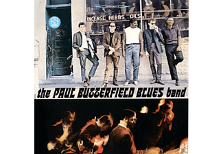 The Butterfield Blues B - Paul Butterfield Blues Band  ( - (Vinyl)