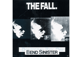 The Fall - Bend Sinister - (CD)