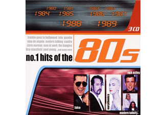 VARIOUS - No.1 Hit-Box Of The 80's - (CD)