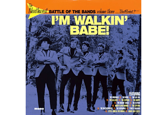 VARIOUS - Northwest Battle Of The Bands Vol.3 180gr - (Vinyl)