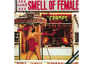 The Cramps - Smell of Female - (CD)