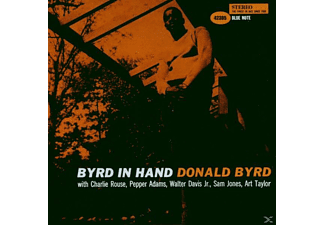 Donald Byrd - Byrd In Hand [CD]