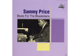 Sammy Price - Blues For The Bluesicians - (CD)