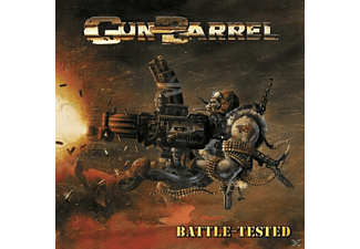 Gun Barrel - Battle-Tested [CD]