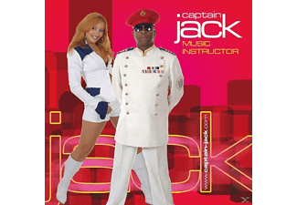Captain Jack - Music Instructor [CD]