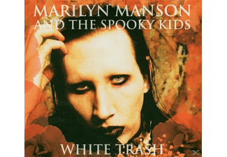 Marilyn Manson - White Trash - (CD)
