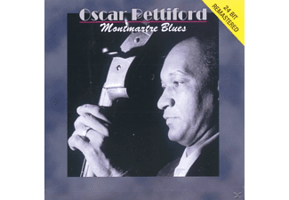 Oscar Pettigord - Montmartre Blues-24bit - (CD)