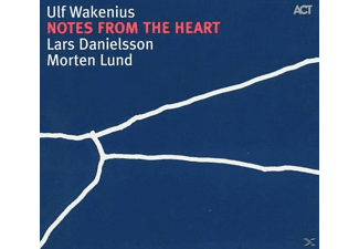 Ulf Wakenius - Notes From The Heart - (CD)