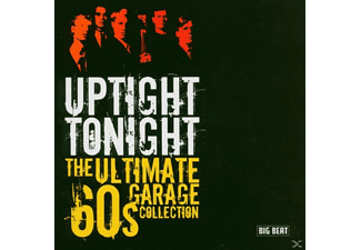VARIOUS - Uptight Tonight-Ultimate 60's Garage Col - (CD)