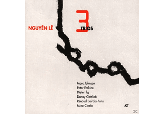 NGUYEN LE WITH MARC JOHNSON / PETER, Nguyên Lê - Three Trios [CD]