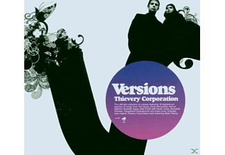 Thievery Corporation - Versions - (CD)