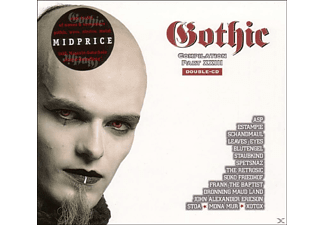 VARIOUS - Gothic Compilation 23 - (CD EXTRA/Enhanced)