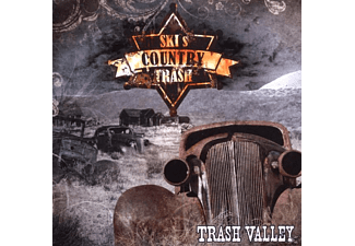 Ski's Country Trash - Trash Valley [CD]