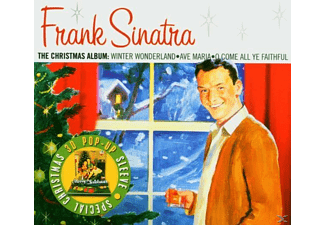 Frank Sinatra - Christmas Album-Pop Up - (CD)