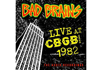 Bad Brains - Live Cbgb 1982 - (CD)
