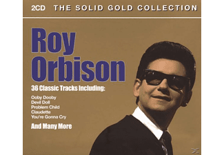 Roy Orbison - Solid Gold Collection [CD]