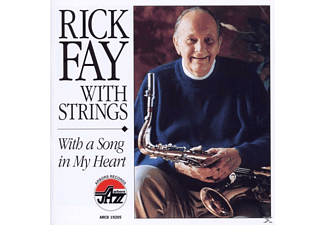 Rick Fay - With A Song In My Heart [CD]